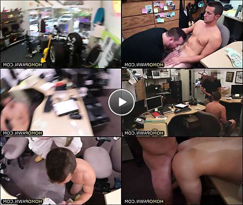 model hunk naked video