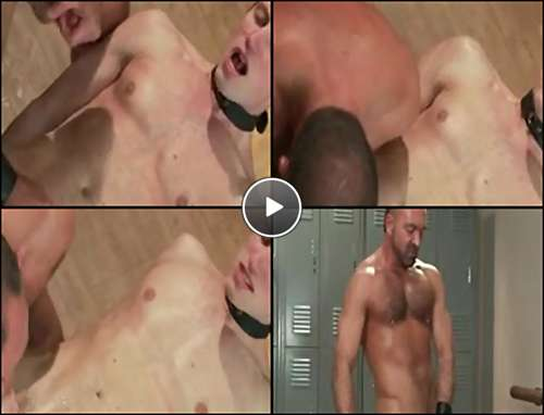 free gay male muscle porn video